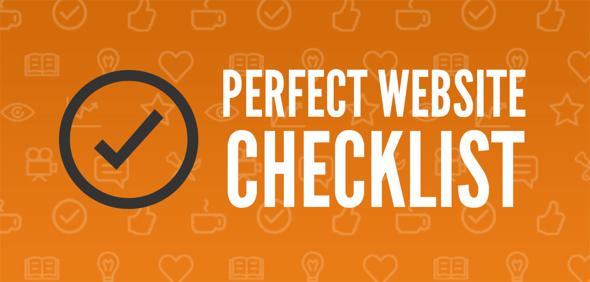 Perfectly Designed Website Checklist