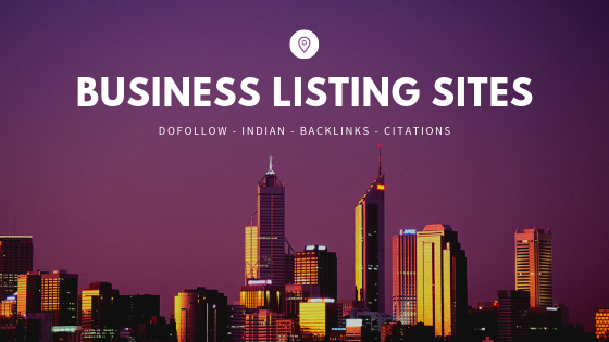 Business Listing Sites in India - Rankfrog