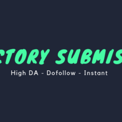 Checkout our list of top Directory Submission Sites 2019