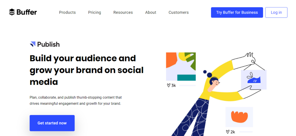 Buffer - Free Social Media Tool