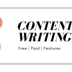 Free Content Writing Tools - Blog Posting tools