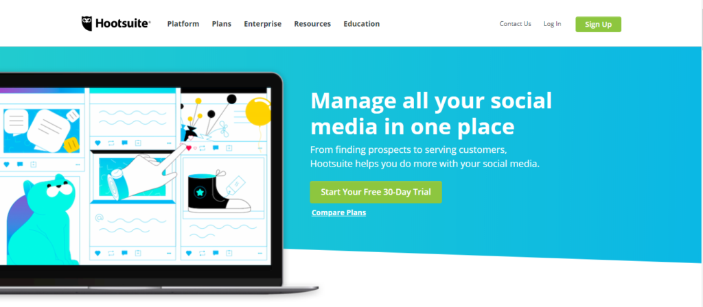 Hootsuite- Must have Social Media Tool