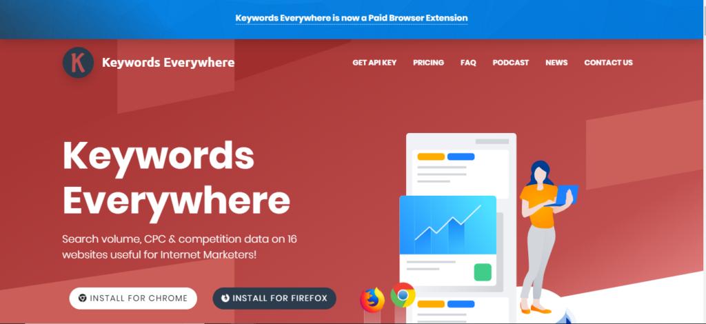 Keyword Research - Free SEO Tool