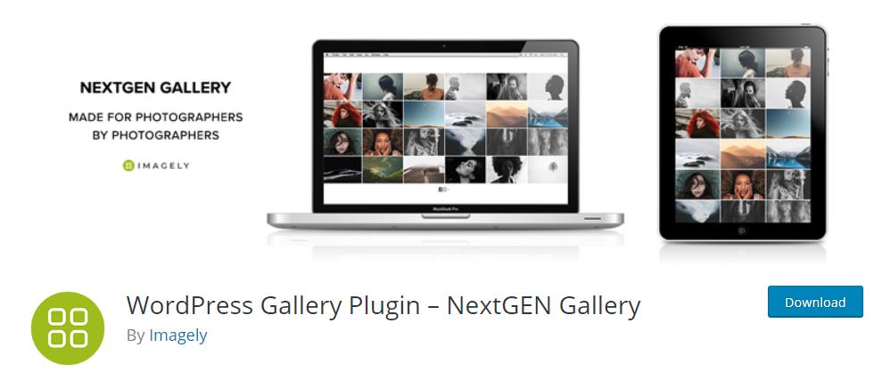 Nextgen Gallery - WordPress Plugin