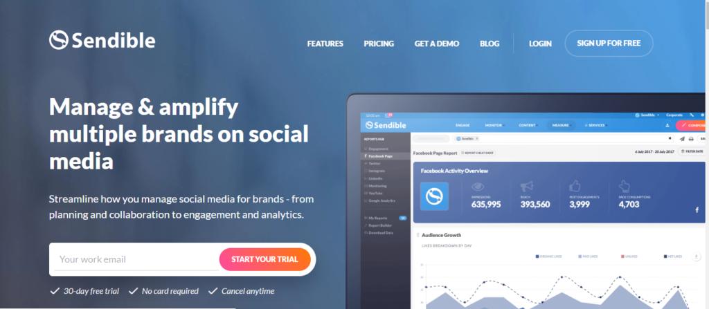 Sendible- Must Have Social Media Tool