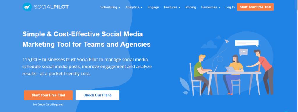 Social Pilot- Must Have Social Media Tool