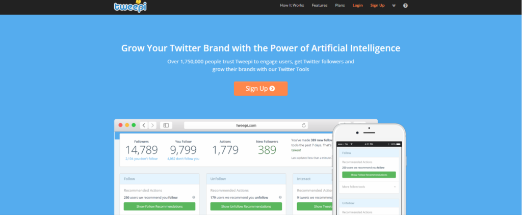 Tweepi-Must Have Social Media Tool