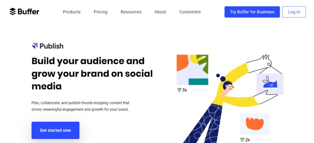 Buffer- Best Social Media Tool