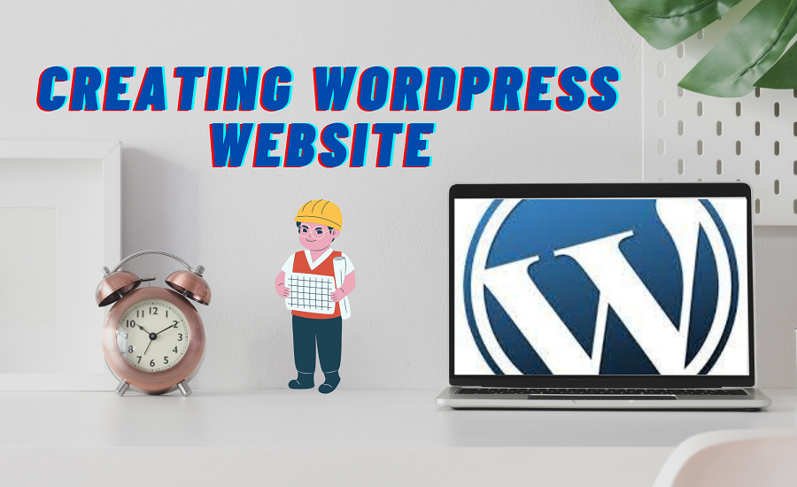 Creating Wordpress Website from Scratch
