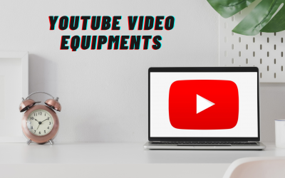 Equipment You Need to Start a YouTube Channel – Lighting, Microphone, and What else?