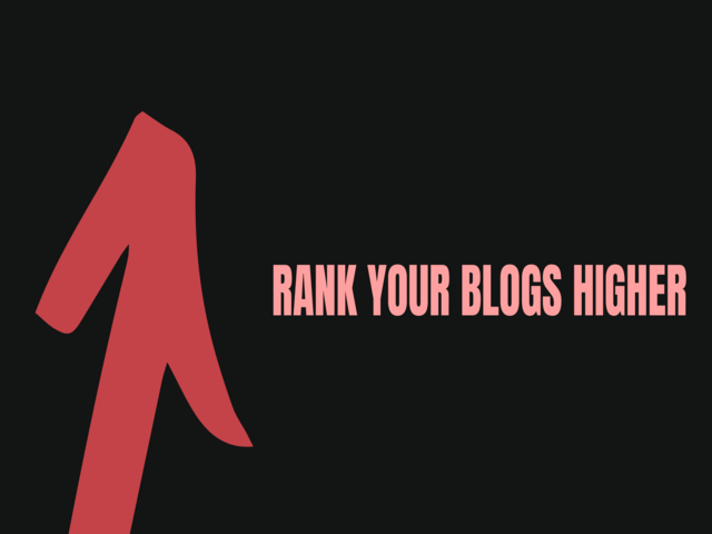 How to Optimize your Blog Posts